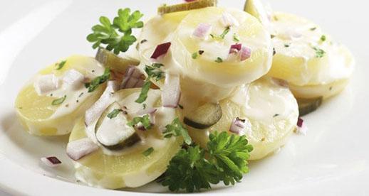 Insalata tiepida di patate