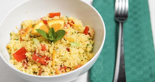 Couscous agli agrumi